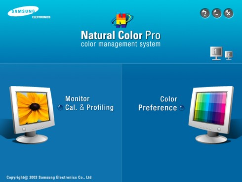 samsung natural color pro
